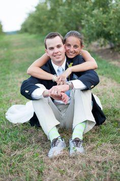 Real Wedding: Jay & Katie, Syracuse, NY