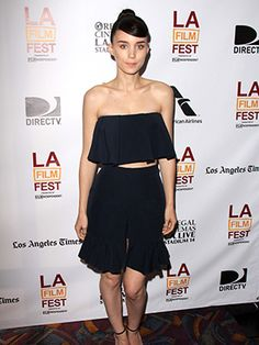 Rooney Mara Goes For Girly In JW Anderson | 15 Minute News