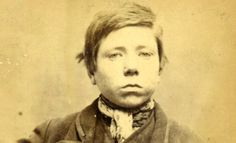 The Rich Eats It's Young! Child Mugshots of the 1870s