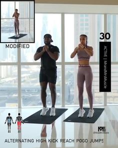 Fitness Workouts, Hiit Workout At Home, Gym Workout Videos, Fitness Workout For Women, Sport Fitness, At Home Workouts, Target Fitness, Sixpack Workout, Butt Workout