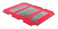 Elevated Pet Bed by 2pet replacement fabric for EPB05 Extra Large Red -- See this great product. (This is an affiliate link) #BedMats