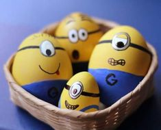 Submission to '20+ Creative Easter Egg Decoration Ideas'