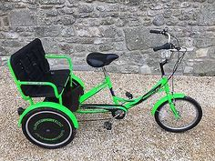 Mission Trike Tricycle  RV Child Transporter