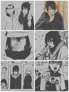 Sasuke Uchiha ♡ [Sasuke in The Last - Naruto Gaiden - Sasuke Shinden]