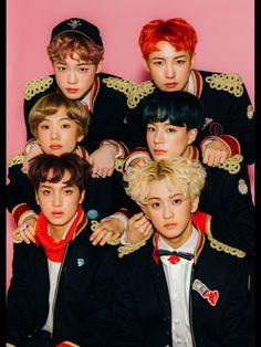 #NCT_DREAM 첫 싱글 'The First'  오늘 밤 12시 전곡 음원 공개 '#마지막첫사랑(#MyFirstAndLas