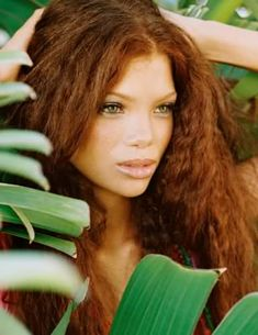 modell redhead site web