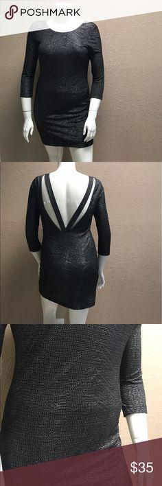 "NWT BCBG Dress Medium Fabric : polyester  Center front to hem 29"" Bust 18"" Measurements taken with item laying flat High quality dress/fabric BCBGeneration Dresses Mini"