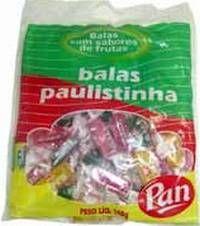 Balas Paulistinhas, da Pan. Um formato único!