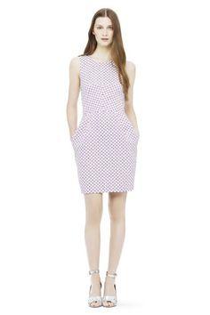 Found: The Perfect Work Dress  #refinery29  http://www.refinery29.com/sheath-dresses#slide4  Club Monaco Salma Dress, $198.50, available at Club Monaco.