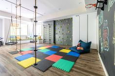 30 Best Playroom Ideas for Small and Large Spaces It's time to decorate the house, play spaces often become things that cannot be underestimated. Best Playroom Ideas for Small and Large Spaces