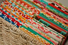 fun fabrics Organize Fabric, Fabulous Fabrics, Fabric Organizer, Textiles, Quilts, Sewing, Magnolia, Fun, Crafts