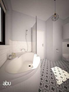bathroom, Wilanow - Zory, scandinavian design