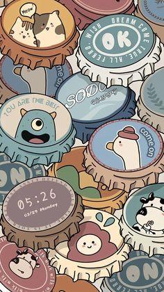 Pin Oleh Notes Lizbeth Di ⌗ ⁷⁰⁷ Backgrounds Di 2021 | Wallpaper Kartun, Kartu Lucu, Sketsa … In 2021 | Wallpaper Iphone Cute, Cute 733