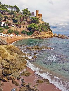 Cadaques Spain, Travel Tips, Travel Destinations, Wonderful Places, Coastal, Barcelona, To Go, Italy, Vacation