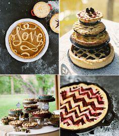 Autumn Wedding Cake Inspiration. Rachel Sebourn, my baking buddy, has inspired me!
