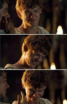 Newt :) this makes me happy