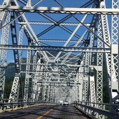 #BridgeoftheGods #ColumbiaRiverGorge #CascadeLocks #Oregon #vacationmode #Pacific #Summer  #intrepidtraveler #instanature #ignature