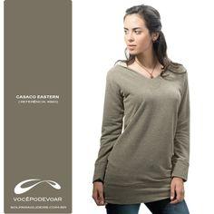 Casaco Eastern /  Referência: 6920 /  Disponível nas cores: Verde Oliva e Ferrugem