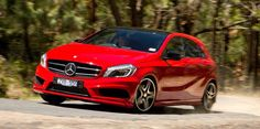 Mercedes-Benz Are Trying to Fix Airbag Concerns in A-Class and B-Class