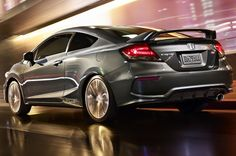 Refreshed 2014 Honda Civic Si Coupe Coming to 2013 SEMA Show - Motor Trend WOT