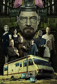 Breaking Bad by ToHeavenOrHell on DeviantArt Best Tv Shows, Best Shows Ever, Favorite Tv Shows, Walter White, Disney Channel, Cartoon Network, Breking Bad, Breaking Bad Series, Breaking Bad Poster