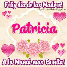 Manualidades - Famous Tutorial and Ideas Mother Day Wishes, Happy Mothers Day, Smile Quotes, Mom Quotes, Spanish Greetings, Holiday Parties, Decoupage, Party, Bella