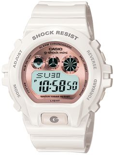 I don't know why but it is on my bucket list to own a G-Shock