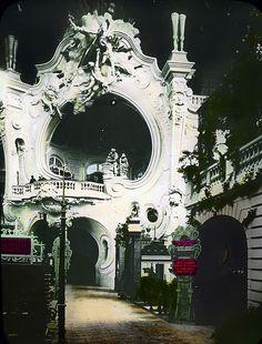 Paris Exposition, 1900