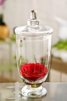 Rose in Apothecary Jarflowerarrangements