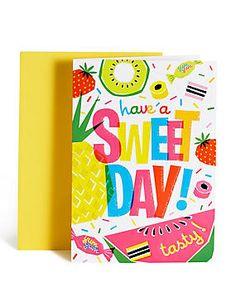 Sweet Day Birthday Card