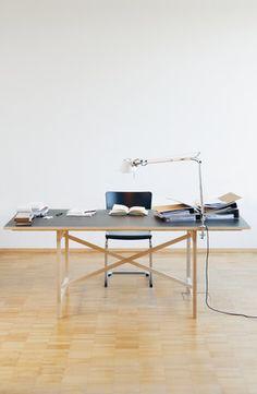 Tisch Egon für #Moormann