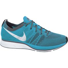 buy popular 4c721 380b1 Nike Flyknit Trainer+ Unisex Running Shoe (Men s Sizing) ( 150) ❤ liked on