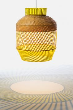 Bamboo Gabbia Lamp by Ryosuke Fukusada+Rui Pereira 4