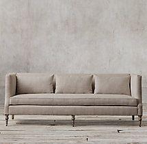 7' St. George Shelter Arm Sofa