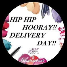 Happy Delivery Day! Stay tuned for a sneak peek at what other #Avon-istas have ordered... #Beauty #Cosmetics #Fashion #Accessories #Makeup #Shopping