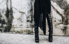 336 отметок «Нравится», 79 комментариев — Anisya (@avanthunt) в Instagram: «fantasies . . . . . #avanthunt #rickowens #drkshdw #lgb #ifsixwasnine #outfitsociety #stylediaries…»