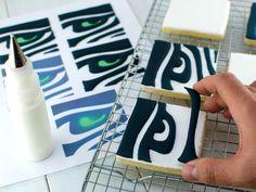 Easy Patterns Seattle Seahawks Cross Stitch Pattern