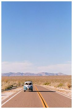 the open road~