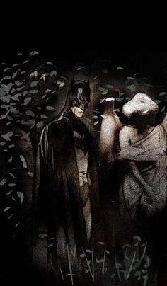 Batman by Daniel Acuña