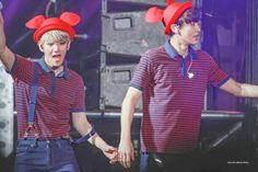 Chanbaek #exo #exoluxion #2016