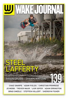 April 28th, 2014 - Wake Journal 139, featuring Steel Lafferty on the cover! Download the Wake Journal App, subscribe and get all 40 issues for just $1.99! http://www.wkjr.nl/app