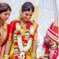 Kerala Bride, Tamil Brides, Civil Ceremony, Wedding Decorations, Sari, Facebook, Couples, Amazing, Check