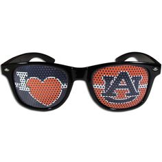 Auburn Tigers I Heart Game Day Shades CHGD42B