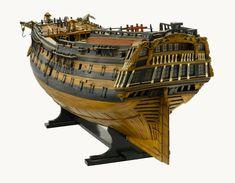 Warship; Third rate; 74 guns - National Maritime Museum