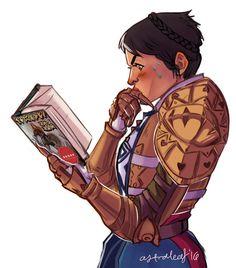 astraleaf,Кассандра Пентагаст,DA персонажи,Dragon Age,фэндомы,DAI