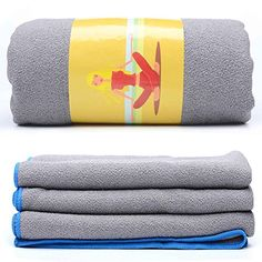 Loel Brikram Hot Yoga Towel Microfiber SUEDE Non Slip Hot Yoga Mat Towel Super Absorbant Quickdry Sports TowelsBlue >>> You can get additional details at the image link. (Note:Amazon affiliate link)