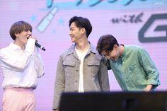 GOT7 JB Bambam and Yugyeom
