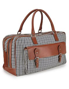Pure Wool Holdall | M&S