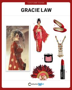 Dress like trouble magnet and Chinatown lawyer Gracie Law, as played by Kim Catrall in Big Trouble in Little China. Got Costumes, Costume Ideas, Halloween Costumes, Film Big, Monster High Clothes, Pop Culture References, How To Be Likeable, Video Game Characters, Junk Drawer