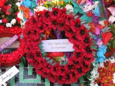 Anzac Day Wreath